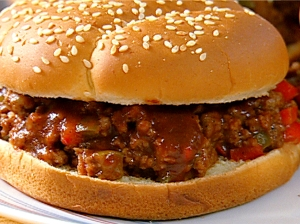 This is not a sloppy game. This is a sloppy joe.