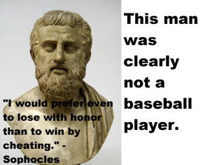 sophocles this blog needs sports