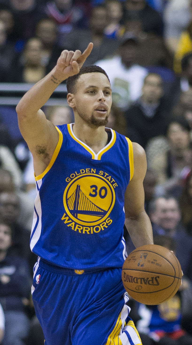 Stephen Curry this blog needs sports