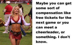 cheerleader this blog needs sports