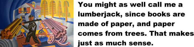 lumberjack this blog needs sports