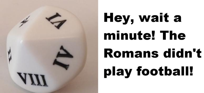 romans this blog needs sports